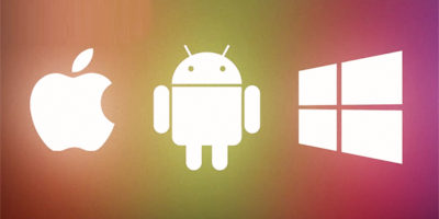 Android vs ios vs Windows