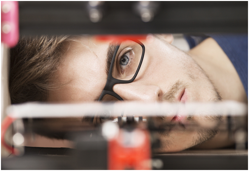 How to Get Your Invention Prepared for 3-D Printing