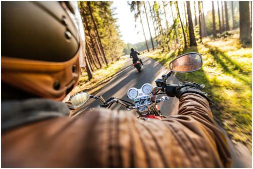 Motorcycle Road Trip