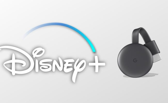 Disney plus Chromecast