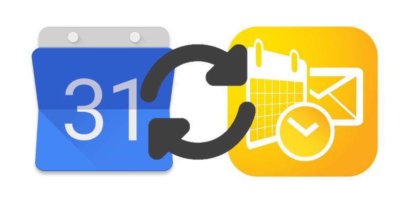 Synchronizing Microsoft Outlook and Google Calendar