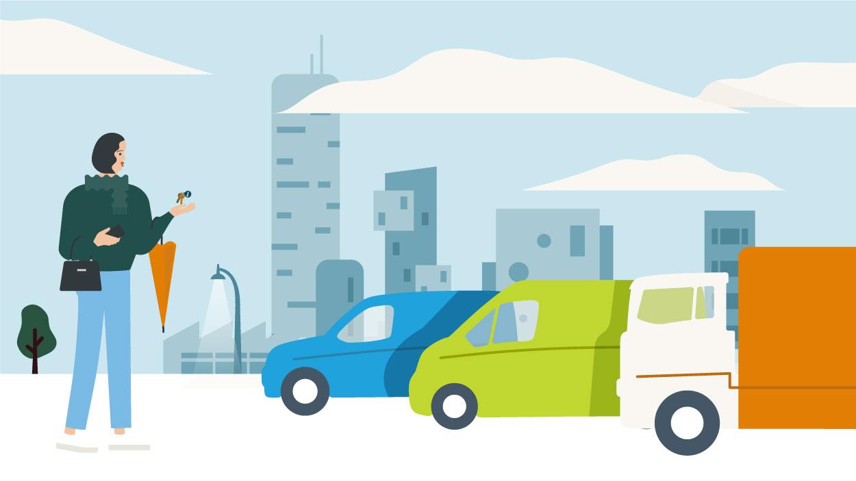 Vehicle Fleet Management